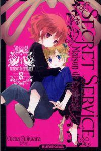 Secret service - Maison de Ayakashi T8, manga chez Kurokawa de Fujiwara