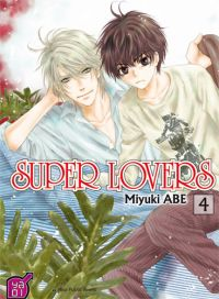 Super lovers T4, manga chez Taïfu comics de Abe