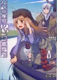 Spice and wolf  T8, manga chez Ototo de Koume, Hasekura, Ayakura