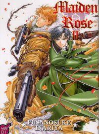 Maiden rose T2 : , manga chez Taïfu comics de Inariya