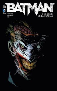 Batman – New 52, T3 : Le deuil de la famille (0), comics chez Urban Comics de Snyder, Capullo, Jock, Baron, FCO Plascencia