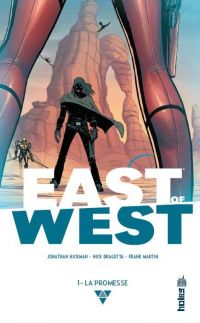 East of West T1 : La promesse (0), comics chez Urban Comics de Hickman, Dragotta, Martin jr