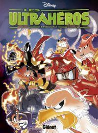 Les Ultrahéros T2, comics chez Glénat de Collectif