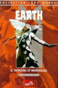 Earth X T2 : Démons et merveilles (0), comics chez Panini Comics de Krueger, Ross, Leon