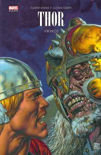 Thor - Vikings : , comics chez Panini Comics de Ennis, Fabry, Mounts