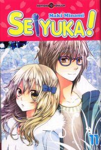 Seiyuka ! T11, manga chez Tonkam de Maki