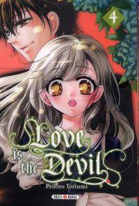 Love is the devil T4, manga chez Soleil de Toriumi