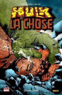 Hulk & la Chose : Coups durs (0), comics chez Panini Comics de Jones, Lee, Chiang