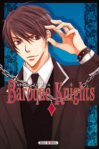 Baroque knights  T3, manga chez Soleil de Fujita