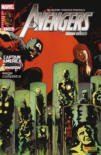 The Avengers (revue) T2 : Captain America & Black Widow - Bienvenue dans le multivers ! (0), comics chez Panini Comics de Bunn, Francavilla