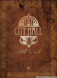 City Hall : Note book (0), manga chez Ankama de Guérin, Lapeyre