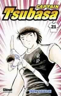 Captain Tsubasa T21, manga chez Glénat de Takahashi