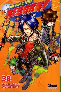 Reborn ! Mon prof le tueur T38 : Voilà la levée de la malédiction ! (0), manga chez Glénat de Amano