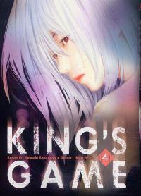 King's game T4, manga chez Ki-oon de Kanazawa, Renda