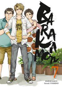 Barakamon T7, manga chez Ki-oon de Yoshino