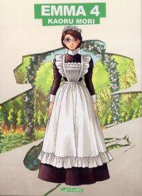 Emma - deluxe T4, manga chez Ki-oon de Mori