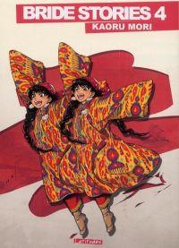 Bride stories - deluxe T4, manga chez Ki-oon de Mori