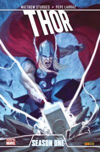 Season One : Thor (0), comics chez Panini Comics de Sturges, Larraz, Quintana, Tedesco