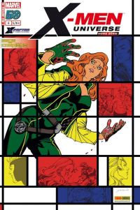 X-Men Universe – Hors série, T6 : Le chant des sirènes (0), comics chez Panini Comics de David, Davidson, Kirk, Edwards, Milla, Rosenberg, Yardin