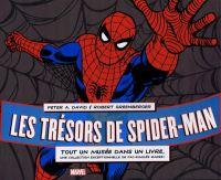 Les trésors de Spider-Man, comics chez Hors Collection de Greenberger, David, Collectif