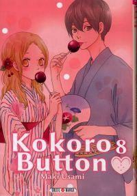 Kokoro button T9 : , manga chez Soleil de Usami