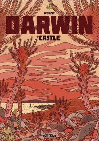 Darwin T1 : Castle, bd chez Poivre et sel de Wouzit