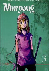 Muryong  T3 : , manga chez Booken Manga de Lee, Ryu