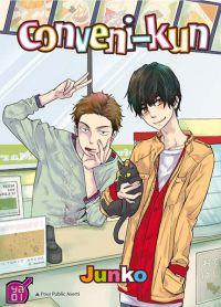 Conveni-kun, manga chez Taïfu comics de Junko