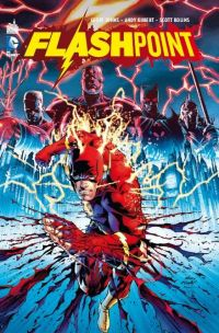 Flashpoint, comics chez Urban Comics de Johns, Kubert, Kolins, Buccellato, Sinclair