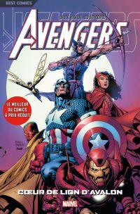 Avengers - Best comics T4 : Cœur de lion d'Avalon (0), comics chez Panini Comics de Stern, Austen, Coipel, Chen, Timm, Lanning, Sotomayor, Finch