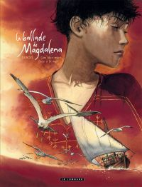 La Ballade de Magdalena T2 : Une olive mûrit face à la mer, bd chez Le Lombard de Dubois