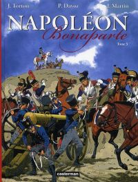 Napoléon Bonaparte T3 : 1799-1811, bd chez Casterman de Torton, Davoz