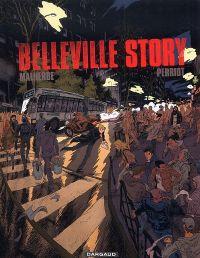 Belleville story, bd chez Dargaud de Malherbe, Perriot