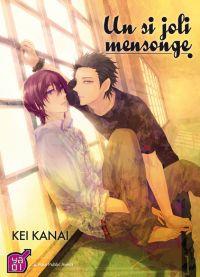 Un si joli mensonge, manga chez Taïfu comics de Kanai