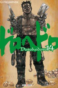 Dorohedoro T14, manga chez Soleil de Hayashida-Q