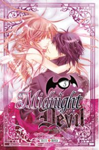 Midnight devil  T5, manga chez Soleil de Miura