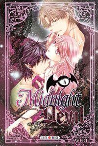 Midnight devil  T4, manga chez Soleil de Miura
