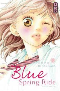 Blue spring ride T3, manga chez Kana de Sakisaka