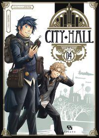 City Hall T4, manga chez Ankama de Guérin, Lapeyre