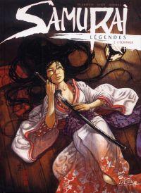 Samurai - Légendes T2 : L'échange (0), bd chez Soleil de Di Giorgio, Genet, Mormile, Paitreau