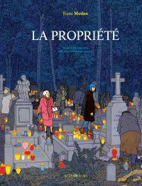 La Propriété, bd chez Actes Sud BD de Modan