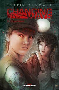 Changing Ways T2 : Descension (0), comics chez Delcourt de Randall