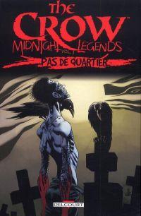 The Crow T1 : Pas de quartiers (0), comics chez Delcourt de Prosser, Adlard, Hotz