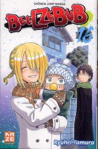 Beelzebub T16, manga chez Kazé manga de Tamura
