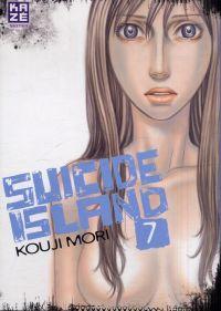 Suicide island T7, manga chez Kazé manga de Mori