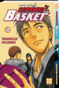 Kuroko's basket T12, manga chez Kazé manga de  Fujimaki