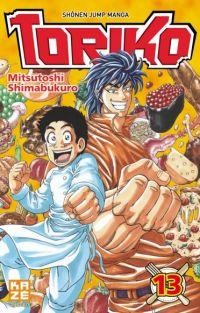 Toriko T13, manga chez Kazé manga de Shimabukuro