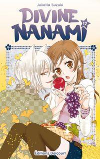 Divine Nanami T12, manga chez Delcourt de Suzuki