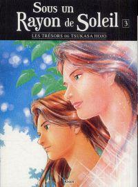 Sous un rayon de soleil  T3, manga chez Ki-oon de Hôjô
