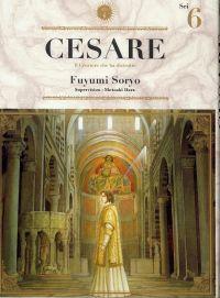 Cesare T6, manga chez Ki-oon de Soryo, Hara